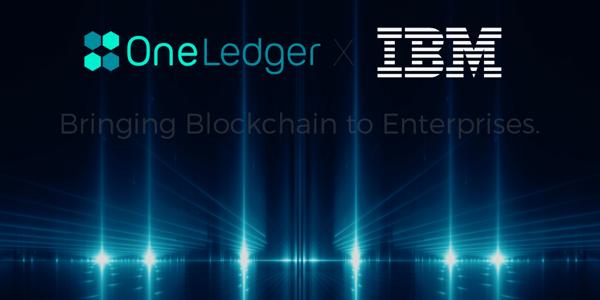 OneLedger x  IBM