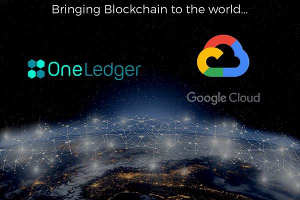 OneLedger x GCP 2